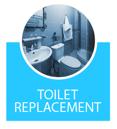 toilet replacement charlotte nc