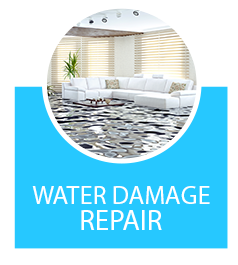 water damage repair charlotte nc
